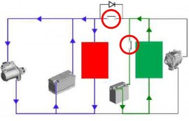 IC Dual Battery System conditions