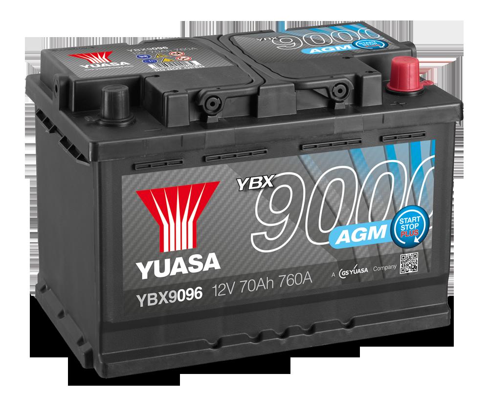 Agm Efb Autobatterien Genau Erklärt