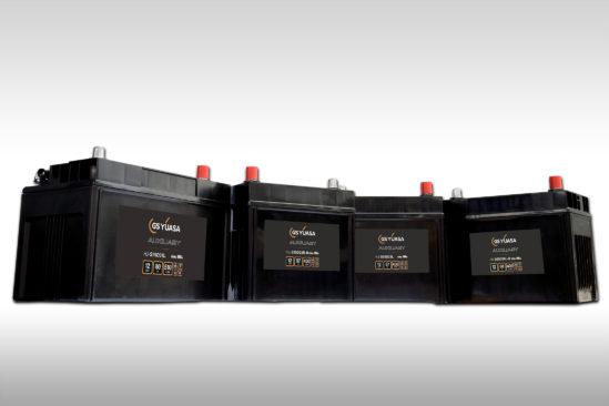 GS YUASA erweitert Programm an neuen Hilfsbatterien für Kraftfahrzeuge