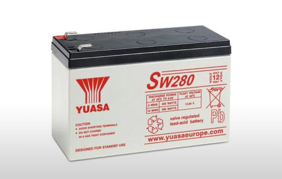 Jetzt als 6-9 Jahresbatterie klassifiziert: SW280 von GS YUASA