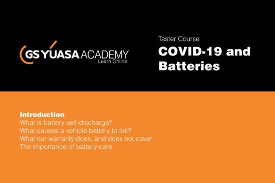 Lockdown-bedingte Standzeit von Autos und Auswirkungen auf die Batterien