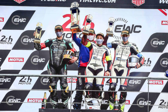 GERT56 by Yuasa: Sieg bei den 24 Stunden von Le Mans 2020