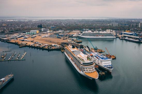 CO2-neutraler Hafen bis 2030