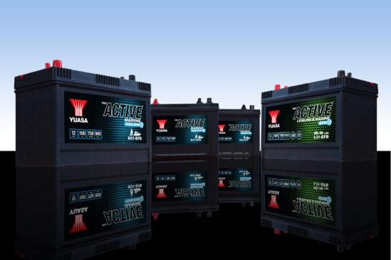 GS YUASA erweitert sein populäres Batterieprogramm YBX Active Leisure and Marine