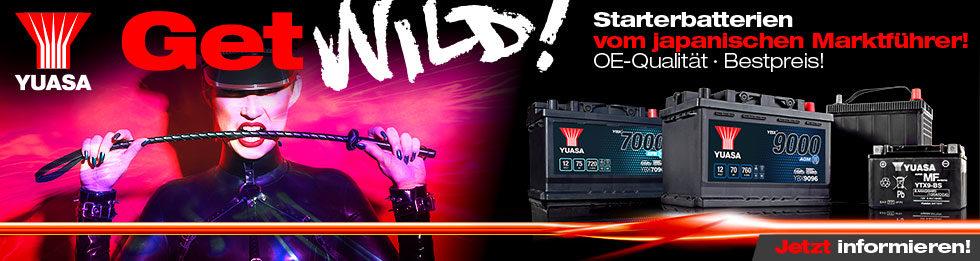 Get Wild! Domina