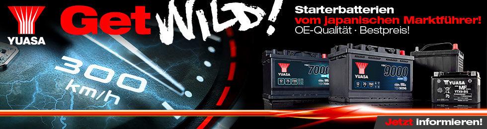 Get Wild! Tacho