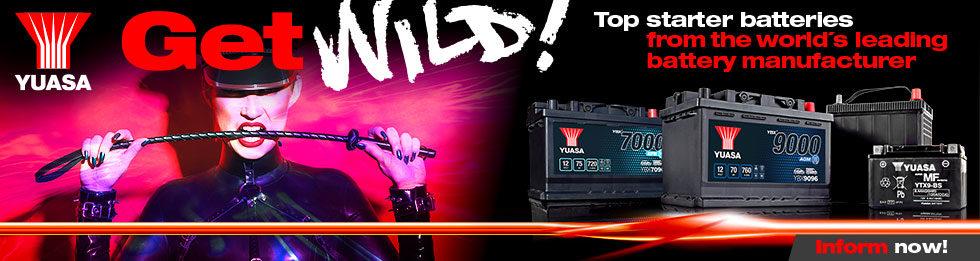 Get Wild! Dominatrix