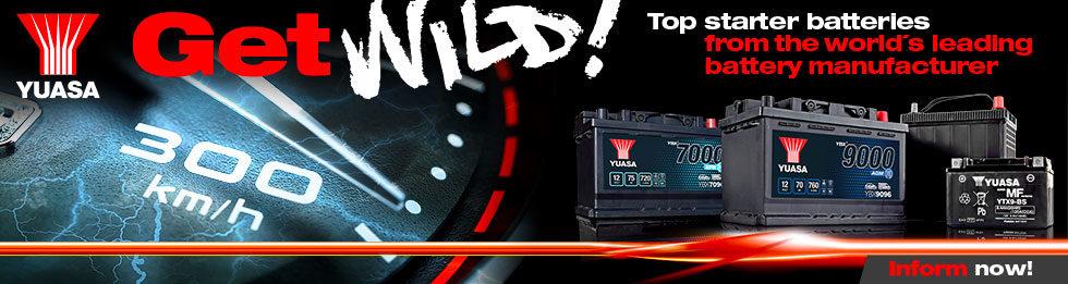 Get Wild! Speedometer