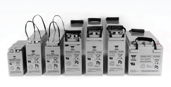 Leistungsfähige VRLA Front-Terminal Batterieserie FXH von YUASA