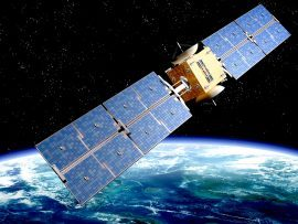 communication satellite Yuasa