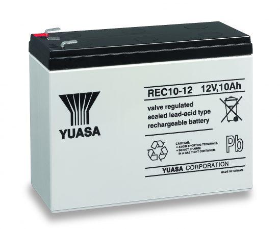 Mobility-Batterien für zyklische Anwendungen – 6-9 Jahresbatterie der REC-Serie von GS YUASA