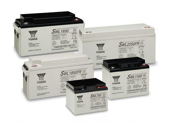 Hochleistungsbatterien für USV-Anlagen von GS YUASA