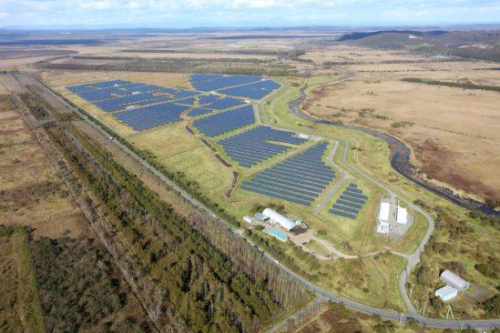 6.750kWh Lithium-Ionen-Batteriespeichersystem von GS YUASA unterstützt Solarkraftwerk