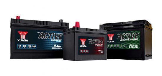 GS YUASA bringt neue Batterieserie YBX Active® auf den Markt
