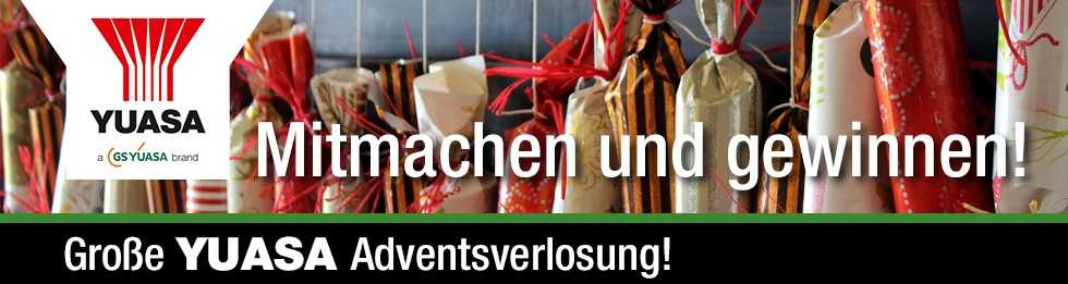 Adventsverlosung 2018