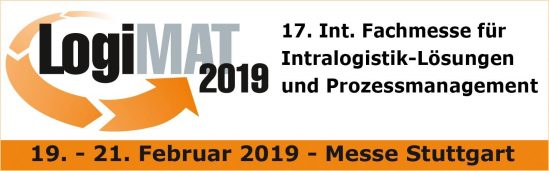 LogiMAT 2019: GS YUASA in Halle 10, Stand D31