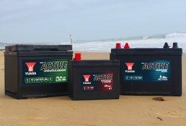 Freizeit- und Marinebatterie - Active Leisure und Marine