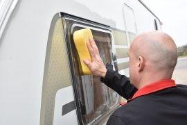 Sicht-Check Ihres Wohnwagens oder Wohnmobils