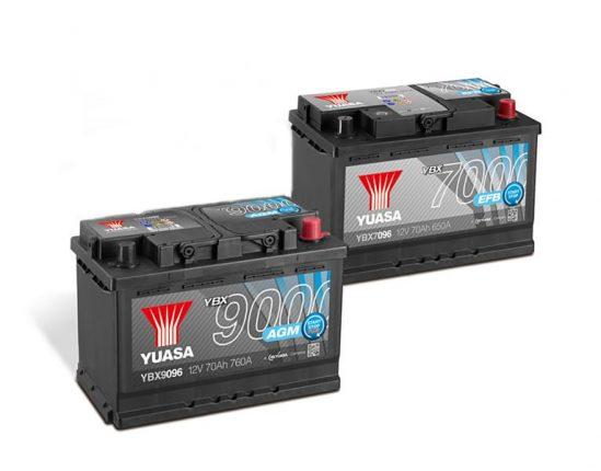 AGM- und EFB-Autobatterien – wo liegt der Unterschied?