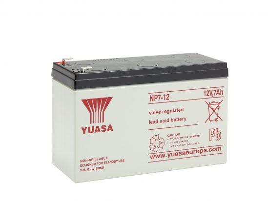 Sicher versorgt mit VDS-zertifizierten Batterien von GS YUASA