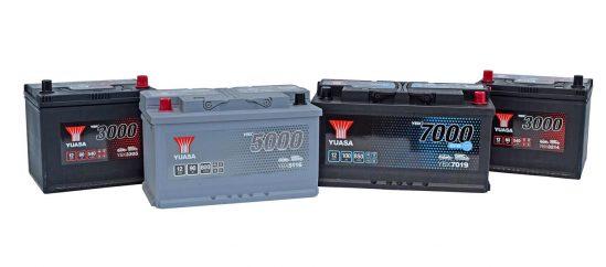 Erstausrüster-Qualität: Neue Autobatterie-Typen von GS YUASA