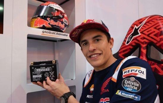 Wir freuen uns sehr, dass Marquez seinen sechsten MotoGP-Weltmeistertitel so dominant gewonnen hat