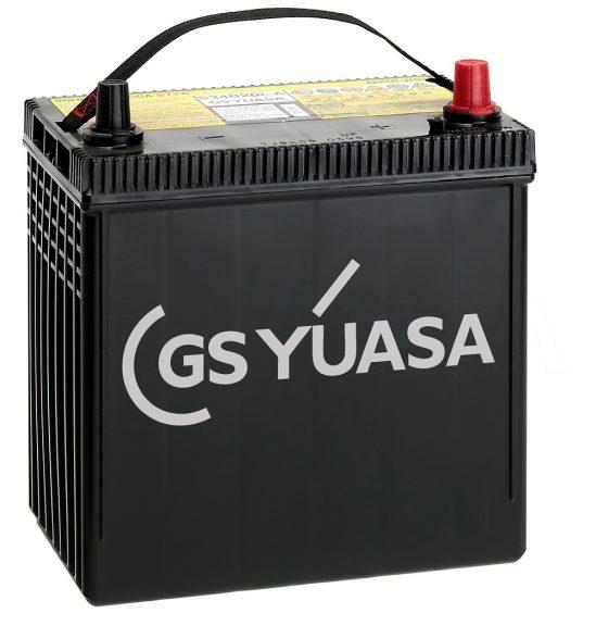 Hilfs- und Sicherungsbatterien von GS YUASA