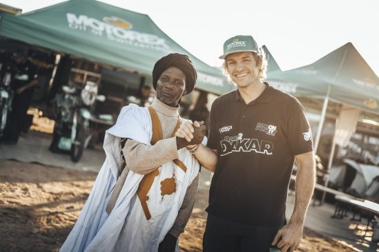 Lyndon Poskitt Race 2 Dakar 2020, Africa Eco Rally