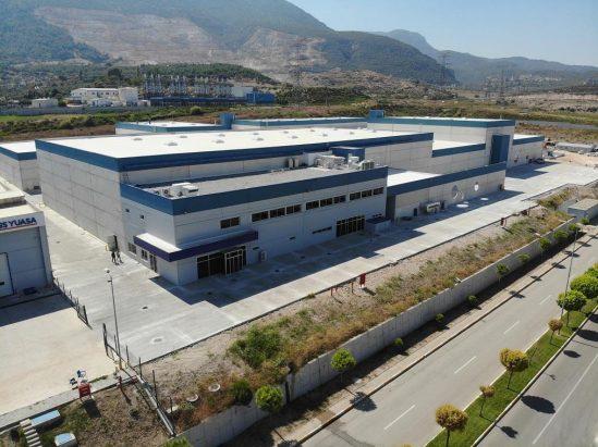GS YUASA investiert in Inci GS YUASA Werk in der Türkei